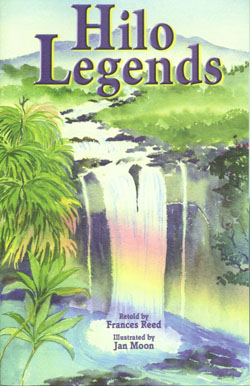 Cover of *Hilo Legends*