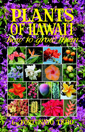 Cover of Plants of Hawaii—How to Grow Them